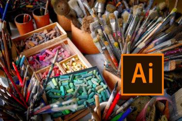 Illustrataorで配置画像を収集する方法。